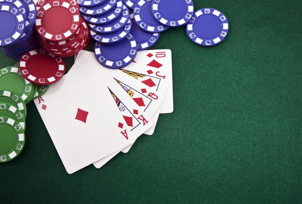 Play live casino gambling