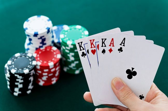 Poker Agent Site